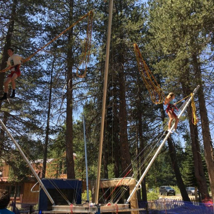 Bear Valley Adventure Park in Summer